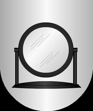 Clic sobre el escudo para verlo con lambrequines
